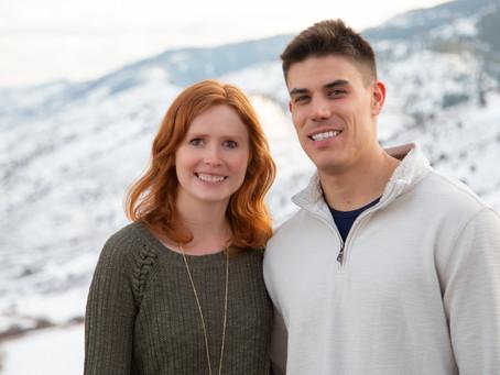 Engagement Photos for Matt & Marian