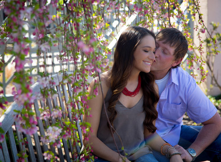 Marcus & Tyla's Engagement Photos: Take Two