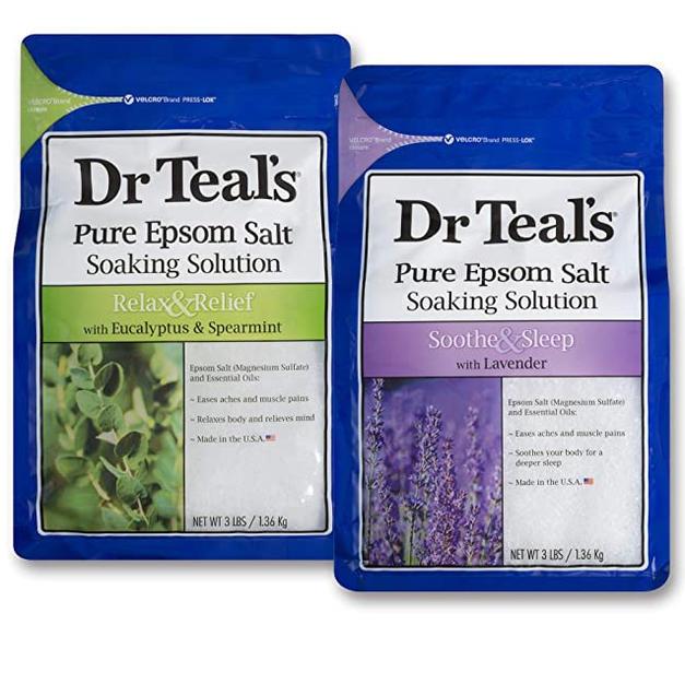 Epsom Bath Salts