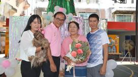 Happy 40th Wedding Anniversary Phor Wasan& Mae Tid