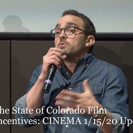 The State of Colorado Film