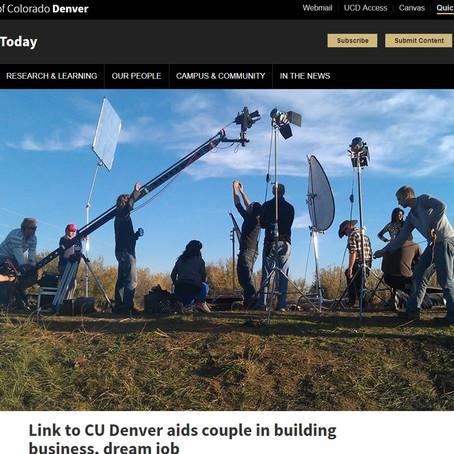 CU Denver's Article on Liquid Luck