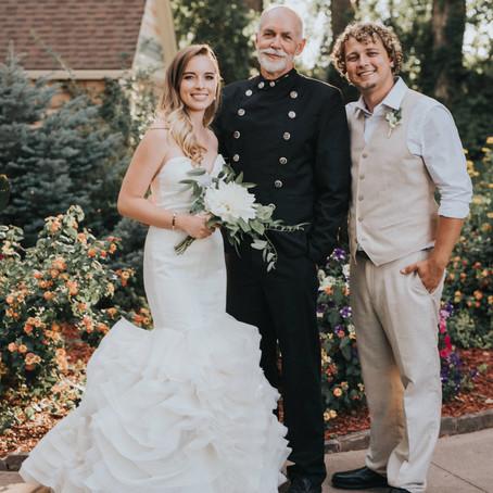 A Liquid Luck Wedding Event