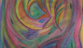 Automatic Drawing for Psychic Development