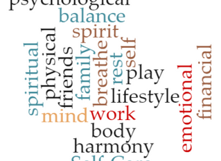 Self-Care for the Mind Body & Spirit