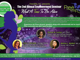 Free2Fly's Empowerment Seminar