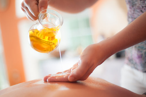 Massage and Healing Oil