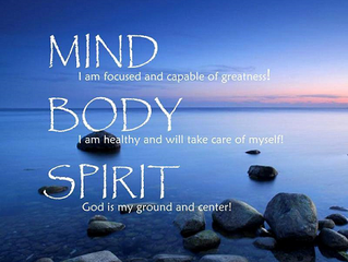 The Mind, Body & Spirit Cleansing
