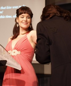 Erin as L'Ensoleillad (Massenet's Chérubin)