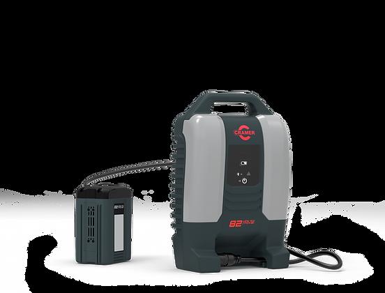 Batterie dorsale Cramer 82vh860 avec harnais