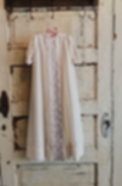 Baptismal Gown After