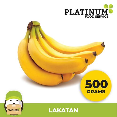 Banana Lakatan 500G