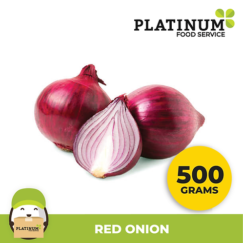 Onion (Red) 500G