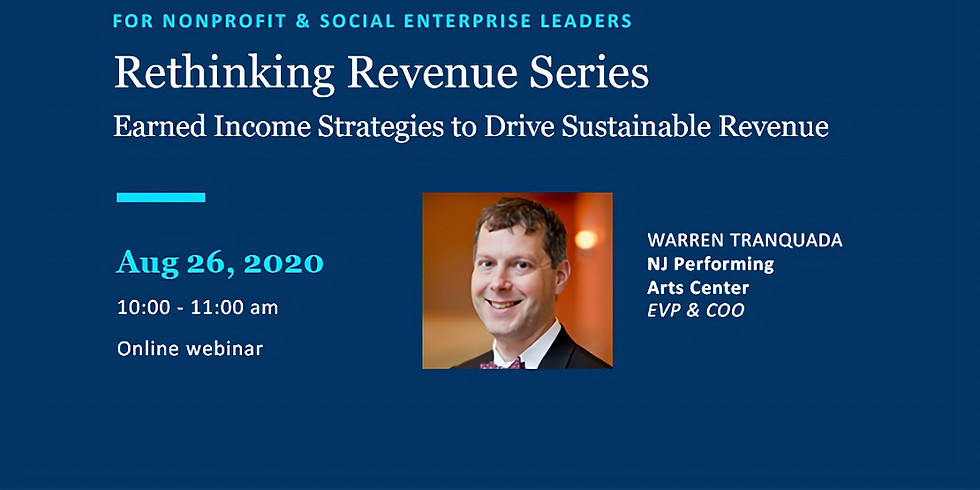 Earned Income Strategies to Drive Sustainable Revenue