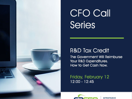 CFO Call Series