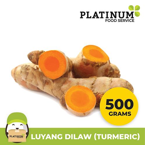 Luyang Dilaw (Turmeric) 500G