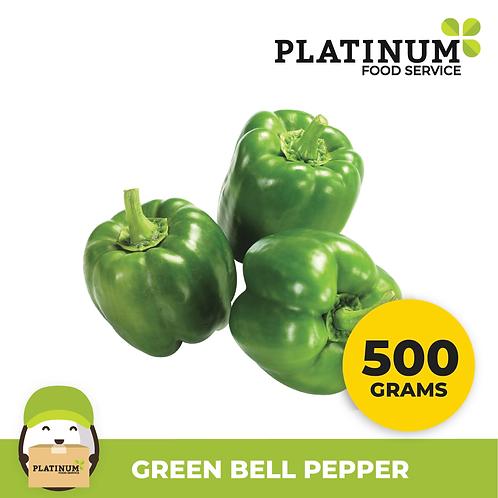 Bell Pepper (Green) 500G