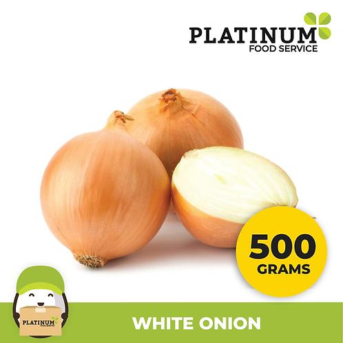 Onion (White) 500G