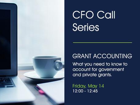 CFO Call Series
