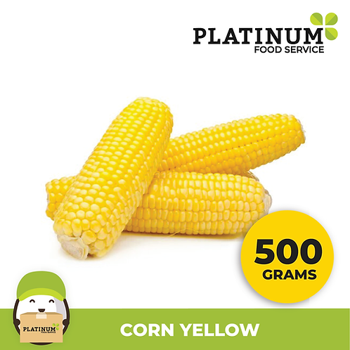 Corn (Yellow) 500G