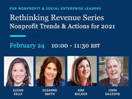 2021 Rethinking Revenue Series