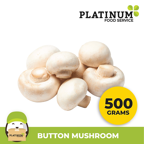 Fresh Button Mushroom 500G