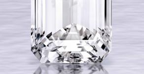 The Ultimate Emerald Cut Diamond (100.20 carats) achieved $22.1 million