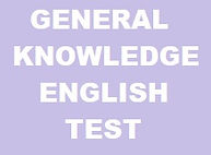 GENERAL KNOWLEDGE ENGLISH TEST BANNER.LI