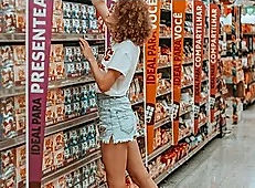 TEST YOUR ENGLISH. Supermarket Test.Engl