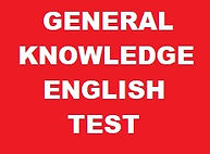 FREE ENGLISH TEST BANNER. RED..Practice.