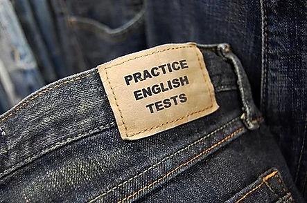 PRACTICE ENGLISH TESTS. Logo. English Te