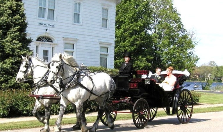 Wedding Carriages Wisconsin