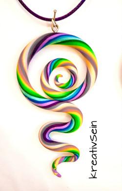 Spirale des Lebens (Anhänger)