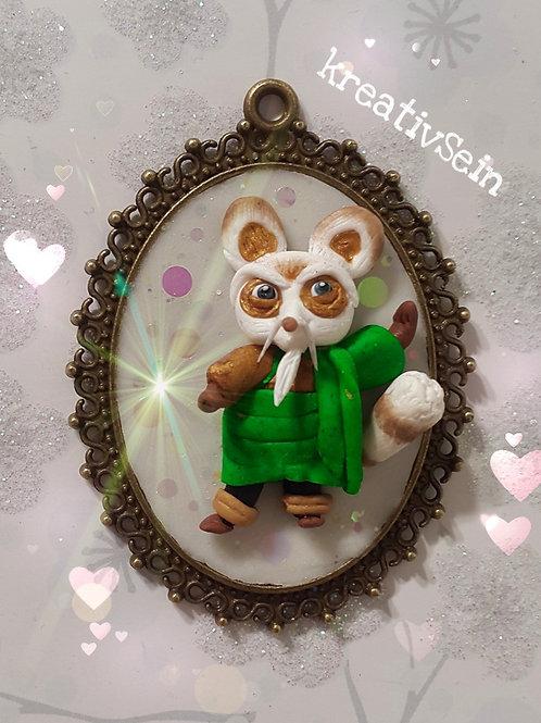 Meister Shifu Halskette