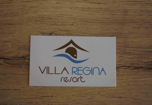 Eπαγγελματική κάρτα Velvet