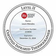 Level II Thermographer