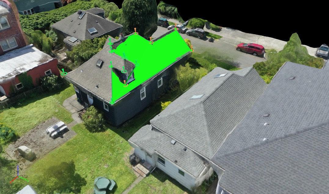 Aerial Visual Insp. - Residential