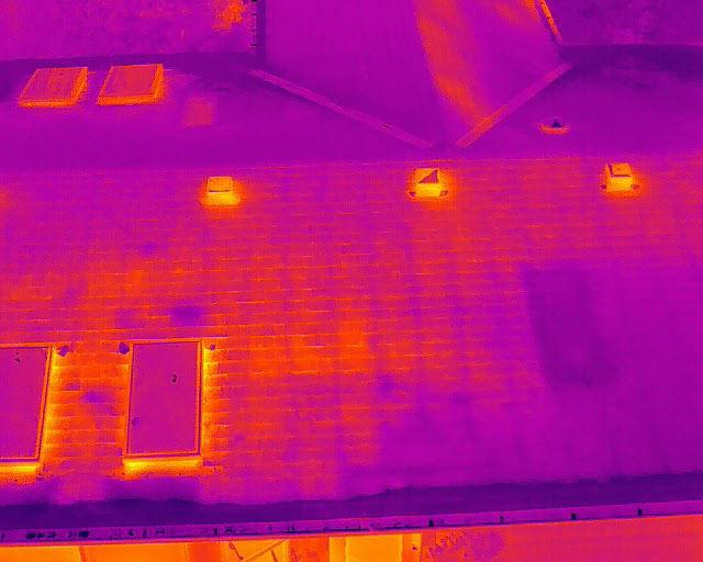 Aerial Thermal - Residential
