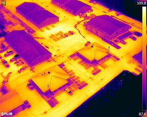 COMMERCIAL THERMAL ROOF INSPECTION