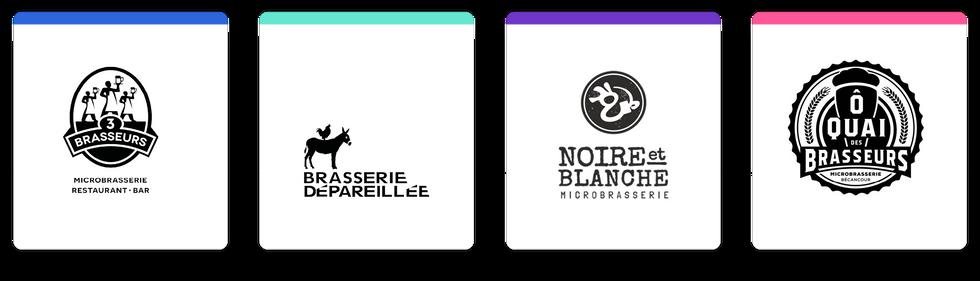 3B-Brasserie desp- Noire et Bl.- O Quai.