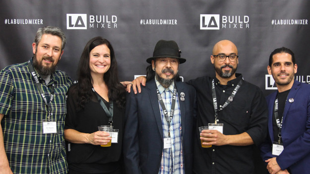 LA Build Mixer #3 in the books!