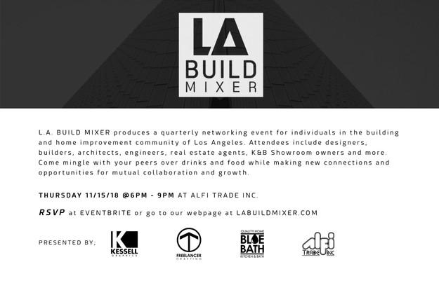 L.A. Build Mixer