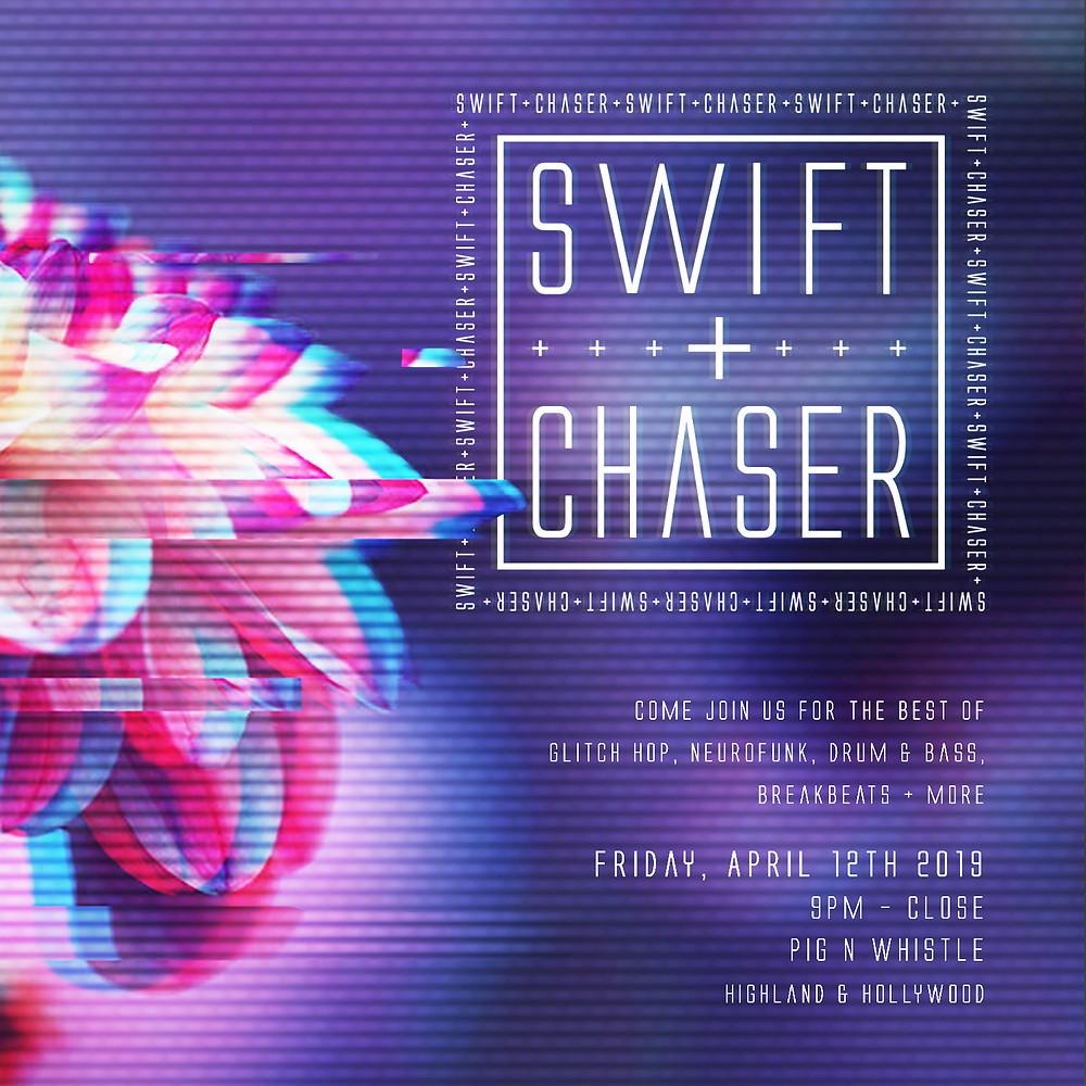 Swift & Chaser flyer