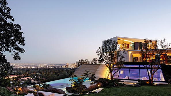 Bel Air Road Residence