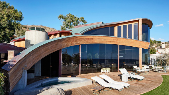 John Lautner Beach House