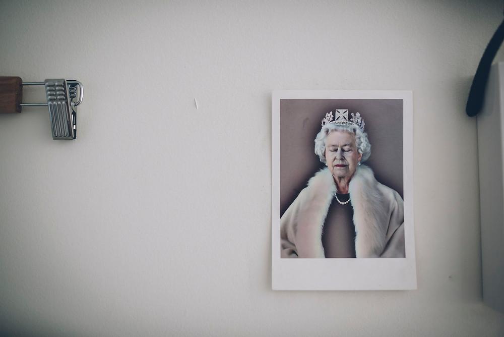 המלכה יודעת מה היא רוצה