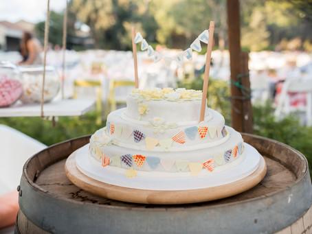 חתונות, עוגות ורגעים מתוקים