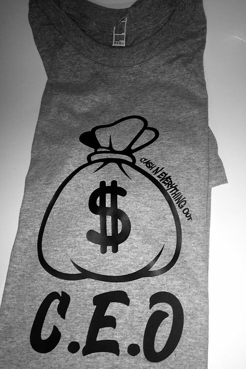 Ca$H'N everything out (support shirt)