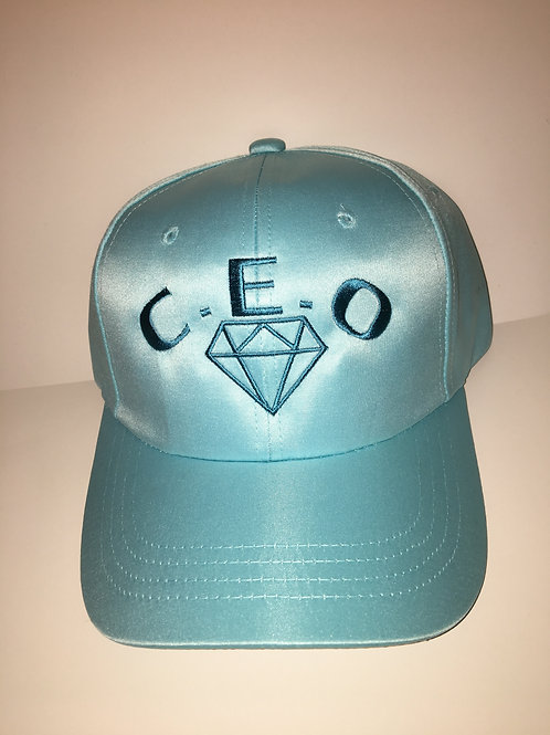 SATIN Turquoise CEO DRIP