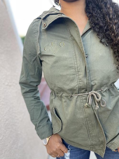 C.E.O Utility jacket
